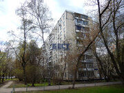 Трехкомнатная Квартира Москва, улица Маршала Тухачевского, д.23, . - Фото 2