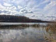 Участок 12 соток на берегу залива Рузского водохранилища