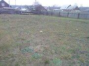 Земельный участок 8 соток, д. Воре-Богородское, 40 км, от МКАД. - Фото 1