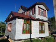 Продам дачу 80 кв.м, 6 сот, Мшинская, сад-во Игрушка - Фото 1
