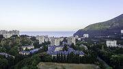 2х комнатная квартира видовая (панорамный вид), Купить квартиру Партенит, Крым по недорогой цене, ID объекта - 325057747 - Фото 1