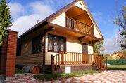 Продается новая дача на участке 10 соток, Наро-Фоминский район - Фото 1