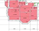 Продам 3-комнатную квартиру в ЖК Столичный