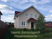 Коттедж, Горьковское ш, Щелковское ш, 40 км от МКАД, Кабаново д. . - Фото 1
