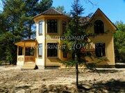 Новый дом в селе Купанское в соснах на берегу реки - Фото 2
