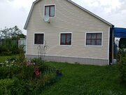 Продается двухэтажный дом 61 квадратных метров в деревне Заречье. ПМЖ.