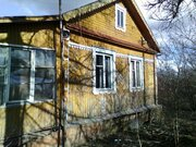 Продам дом 42 кв.м на участке 7 соток Лен.обл.г.Любань, ул.Октября - Фото 1