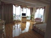 Пентхаус с дизайнерским ремонтом в Сочи, Купить квартиру в Сочи по недорогой цене, ID объекта - 321076209 - Фото 3