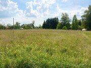 Продается зем.участок 12 сот в д.Грязново Рузский р. - Фото 1
