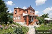 Продажа коттеджей в Омском районе