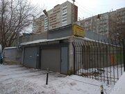 Гаражи и стоянки, ул. Сурикова, д.48 к.А