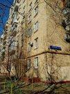 Продажа квартиры, м. Преображенская площадь, Ул. Знаменская