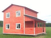 Новый дом в д.Илькино в рассрочку - 90 км от МКАД по Щёлковскому шоссе