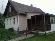 Продам жилой дом 96 кв.м, Баня на уч-ке 11 соток Лен.обл, Красный Бор - Фото 1