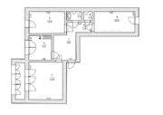 3-к квартира ул. Взлетная, 43, Купить квартиру в Барнауле по недорогой цене, ID объекта - 329020351 - Фото 19
