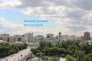 Пентхаусный этаж в 7 секции со своей кровлей, Купить пентхаус в Москве в базе элитного жилья, ID объекта - 317959547 - Фото 10