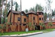 Продажа коттеджа 847 кв.м под самоотделку в закрытом поселке Удача, Продажа домов и коттеджей в Новосибирске, ID объекта - 502844269 - Фото 2