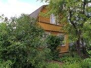 Двухэтажный дом с баней в СНТ Дружба-зио, новая Москва, Вороново - Фото 2