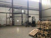 Аренда помещения пл. 1700 м2 под склад, производство, Домодедово . - Фото 5