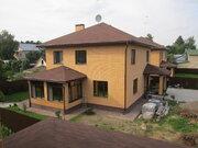 Продается 2 этажный дом и земельный участок в г. Пушкино, Клязьма