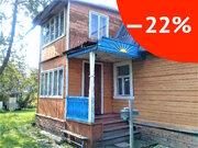 Продается дача 70 кв.м. на участке 6 соток. Московская обл, д. Сонино
