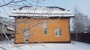 Дом 116 кв.м. на участке 6 соток в мкр. Востряково - Фото 1