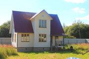Деревянный дом на участке 15 соток, Продажа домов и коттеджей Хмелево, Киржачский район, ID объекта - 502881871 - Фото 14