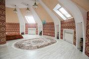 Качественный и функциональный коттедж круглой формы, Продажа домов и коттеджей в Новосибирске, ID объекта - 502847362 - Фото 8