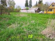 Гатчинский район, д.Сиверская,18.4 сот. ИЖС - Фото 1