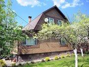 Уютный теплый дом в дачном поселке посреди леса. Новорижское шоссе, 59 .