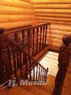Продаётся современный бревенчатый дом, Продажа домов и коттеджей Пешки, Лотошинский район, ID объекта - 504398797 - Фото 9