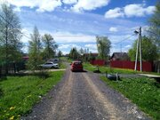 Участок для ПМЖ. 15 соток в жилой деревне, в ближнем Подмосковье - Фото 3