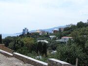 Возле моря 10 соток Отрадное , вид на море и город, рядом парк
