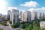 2 комнатная квартира ЖК Бородино, Купить квартиру в новостройке от застройщика в Подольске, ID объекта - 313552832 - Фото 2