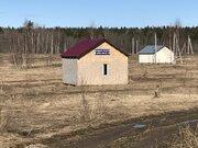 Продается участок в деревне Б.Парфенки, Можайский район, Московская об - Фото 1