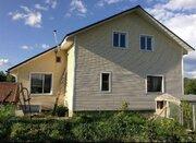 Дом 112м на уч 10 соток в Солнечногорске СНТ Заречье
