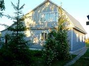 Газифицированный дом в с.Филипповское - Фото 1