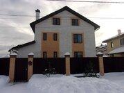 Дом 255м на участке 10 соток в Черноголовке