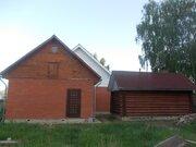 Дом с баней амбаром на берегу реки в Желваково - Фото 2