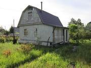 Брусовую дачу с баней вблизи Электрогорска, 60 км.от МКАД