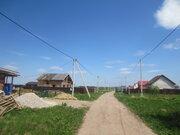 Продам участок 27 соток ЛПХ в д. Б. Грызлово. М.о. Серпуховской район. - Фото 1