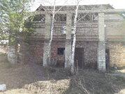Продается дом (недострой) в с. Редькино Озерского района