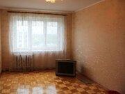 1комнатная квартира. Общая площадь 34 кв. м, кухня 8 кв. м.