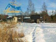 Небольшой участок в деревне Буриново.