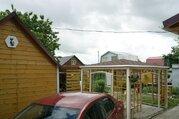 Дача 50 кв.м. на участке 4 сот в СНТ Родник (Набережные Моркваши), Купить дом Набережные Моркваши, Верхнеуслонский район, ID объекта - 502794353 - Фото 3
