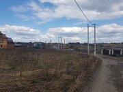 Участок в деревне Глебово Истринского района 17 соток - Фото 2