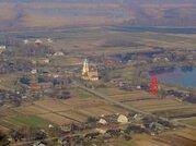 Участок на большом озере в с. Ильинское, 135 км от Москвы - Фото 1