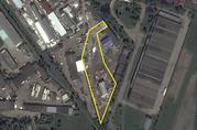 Продам участок 90 сот. с производственным корпусом 600 кв. м.