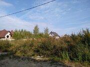 Участок 25 соток в Репниково, Чеховский район - Фото 1