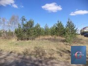 Земельный участок в деревне Бережки ул.Малая д.1 Киржачский район - Фото 1